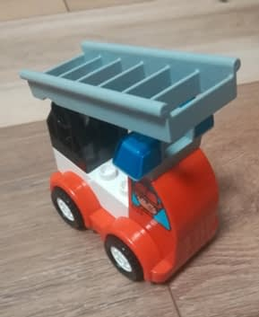 Wóz strażacki Duplo