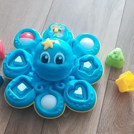 Zabawka Interaktywna Ośmiornica marki Clementoni
