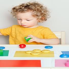 Uczymy się kolorów. W jaki sposób nasze dziecko opanowało podstawowe kolory.