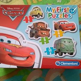 Moje pierwsze puzzle Auta marki Clementoni