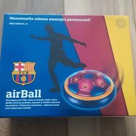 Latająca piłka AirBall FC Barcelona
